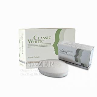Classıc Whıte Cilt beyazlatıcı sabun