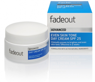 Fadeout Advanced Skın tone Day cream SPF 25